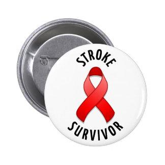 Stroke Survivor Button