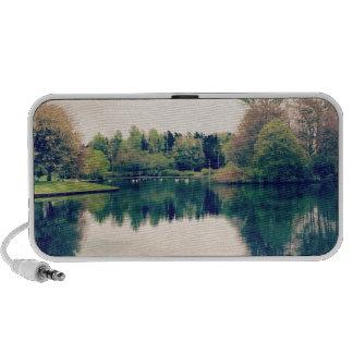 Stroll in the park laptop speaker