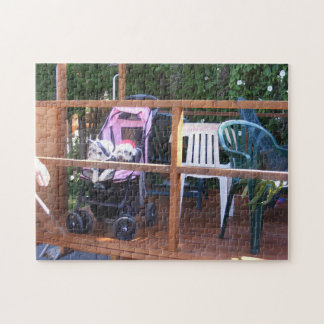 Stroller Dogs Puzzle