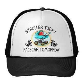 Stroller Today, Racecar Tomorrow Hat