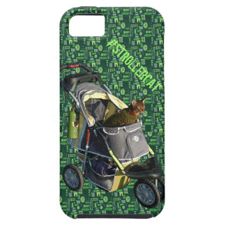 Strollercat Tiki iPhone 5 Case