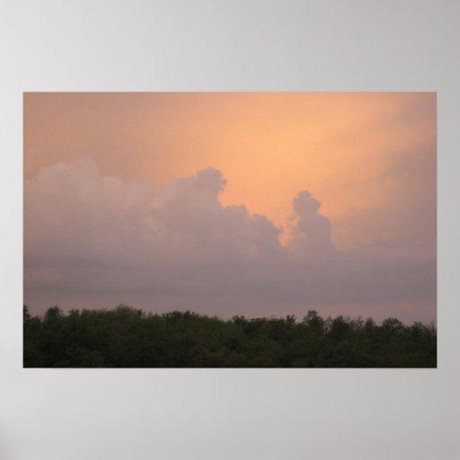 Strom Clouds 2 Print