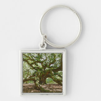 Strong And Bold Key Ring