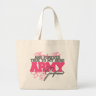 Strong and Sweet Large Tote Bag