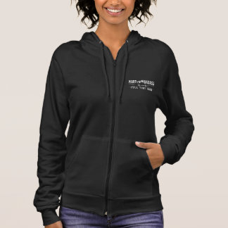 STRONG AS A MOTHER- sleeveless hoodie