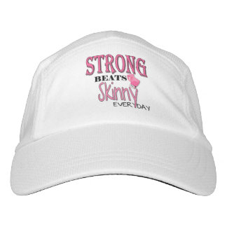 STRONG BEATS Skinny everyday! Pink Boxing Gloves Hat