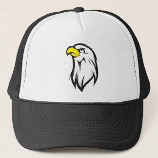 Strong Eagle Trucker Hat