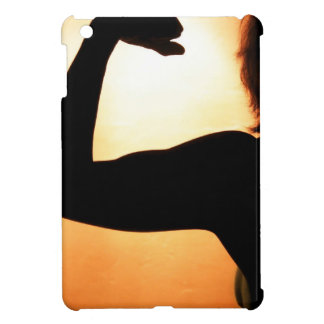 Strong Female Cover For The iPad Mini