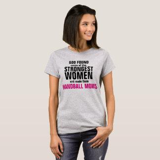 Strong Handball Mom Shirt