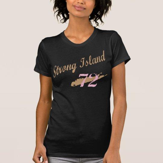 Strong Island Beige/Pink Women's Shirt