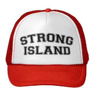 Strong Island Trucker Hat