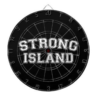 Strong Island, NYC, USA Dartboard