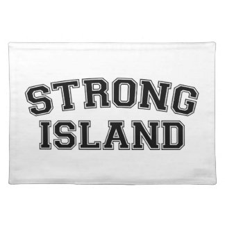 Strong Island, NYC, USA Placemat