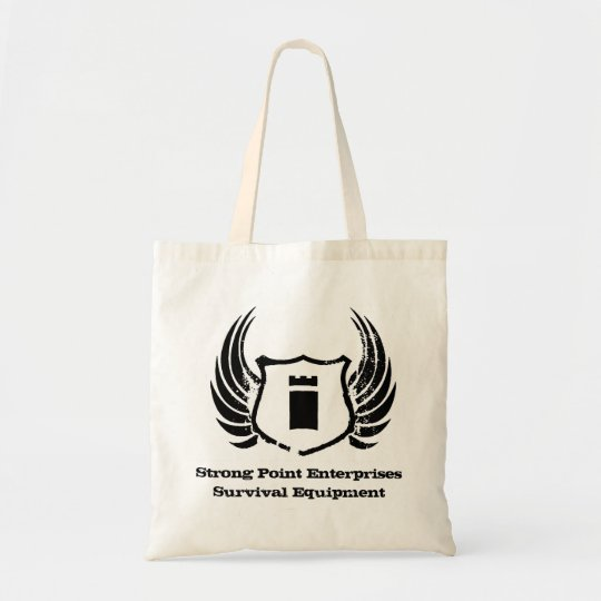 Strong Point Enterprises Tote