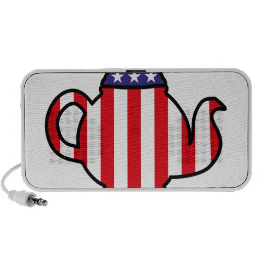 Strong Tea Party logo Speakers