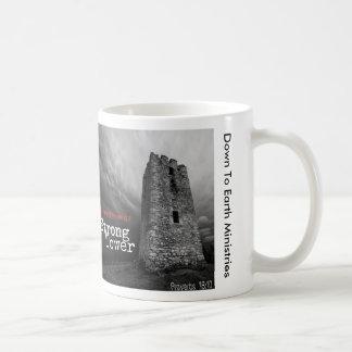 strong tower mug
