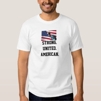 Strong.United.American. Tee Shirt