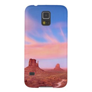 Strong Winds over Desert Valley Galaxy S5 Cover