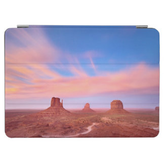 Strong Winds over Desert Valley iPad Air Cover