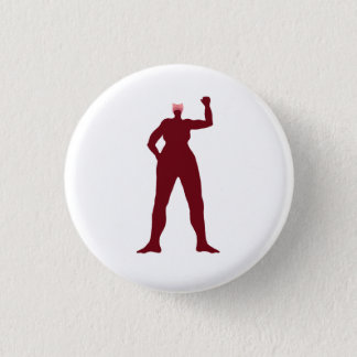 Strong Woman button