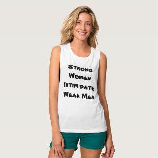 Strong Women Muscle Tank