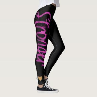 Stronger Fitness Leggings