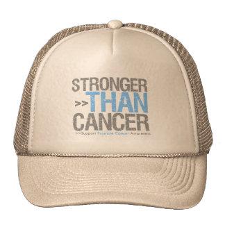 Stronger Than Cancer - Prostate Cancer Cap
