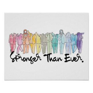 Stronger Than Ever Poster