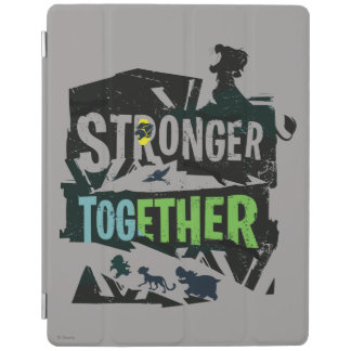 Stronger Together Lion Guard Graphic iPad Cover