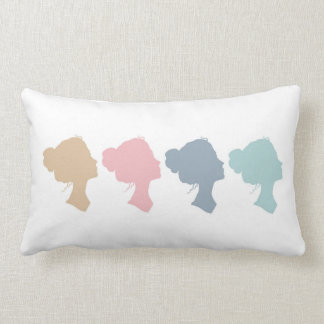 Stronger Together - Pastels Lumbar Cushion