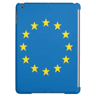StrongerIn (Remain) iPad; European Union EU flag