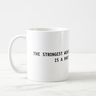 Strongest Weapon Mug
