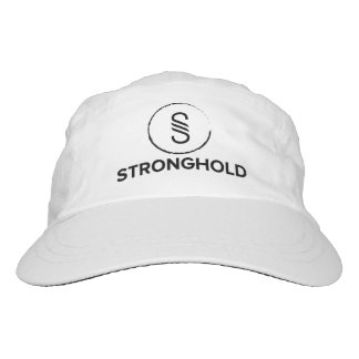Stronghold (Black logo) Hat