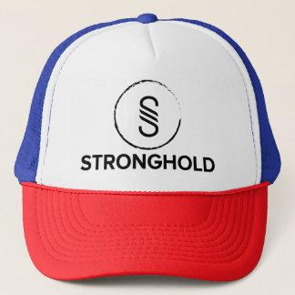 Stronghold (Black logo) Trucker Hat