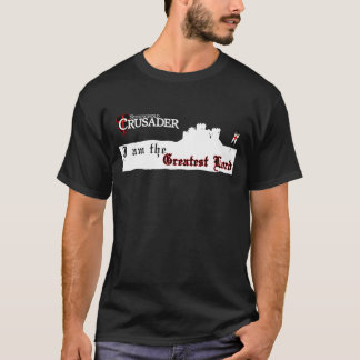 Stronghold Crusader - Greatest Lord - Black T-Shirt