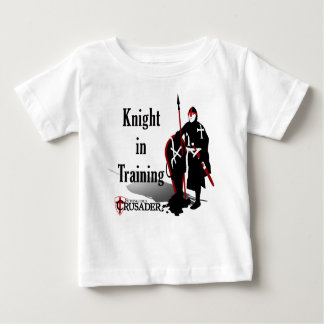 Stronghold Crusader - Knight in Training - Baby Baby T-Shirt