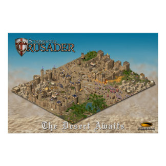 Stronghold Crusader - Poster 2