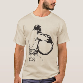 Strongman Atlas Stone Lift - Shirt