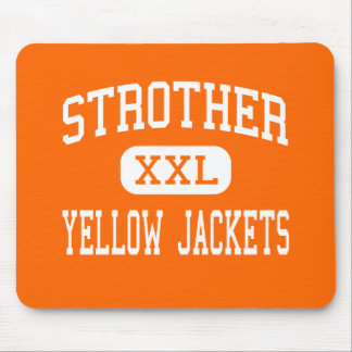 Strother - Yellow Jackets - High - Seminole Mouse Mat