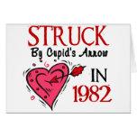Struck By Cupid's Arrow In 1982