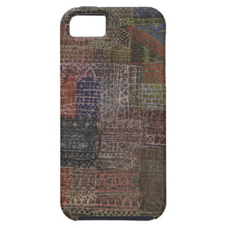 Structural II by Paul Klee iPhone 5 Cover