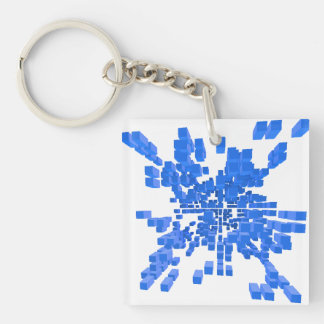 structural integrity acrylic keychains