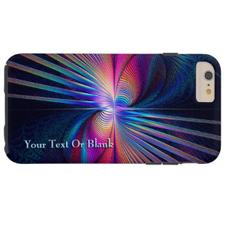 Structural Iridescence Tough iPhone 6 Plus Case