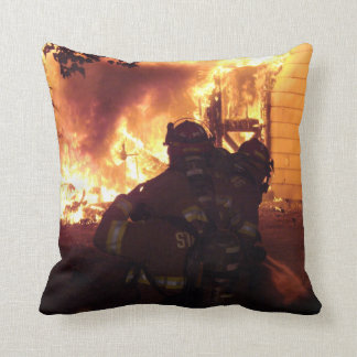 Structure Fire Cushion