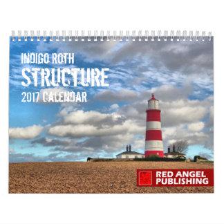STRUCTURE - Indigo Roth's calendar for 2017