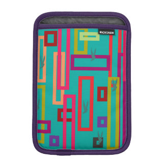 structure of colors iPad mini sleeves