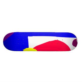 Structure Red Egg Playground Slim Snake.pdf 20 Cm Skateboard Deck