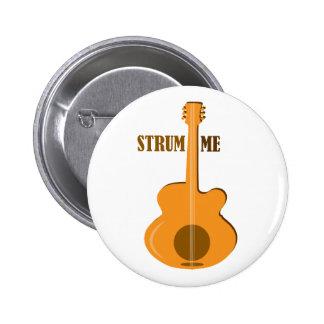 Strum Me Button