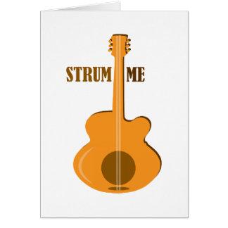 Strum Me Cards