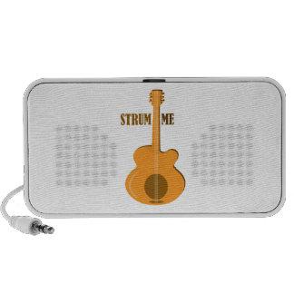 Strum Me iPhone Speakers